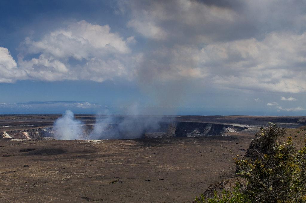 Vulkan Big Island