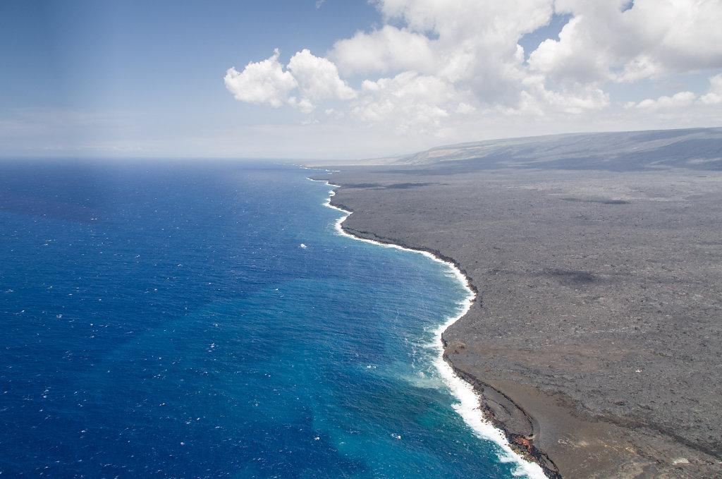 Küste auf Big Island