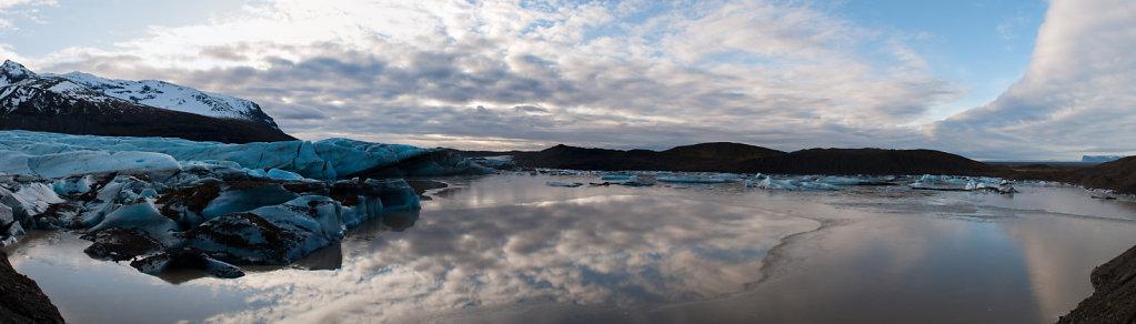 Svinafellsjökull - Panorama