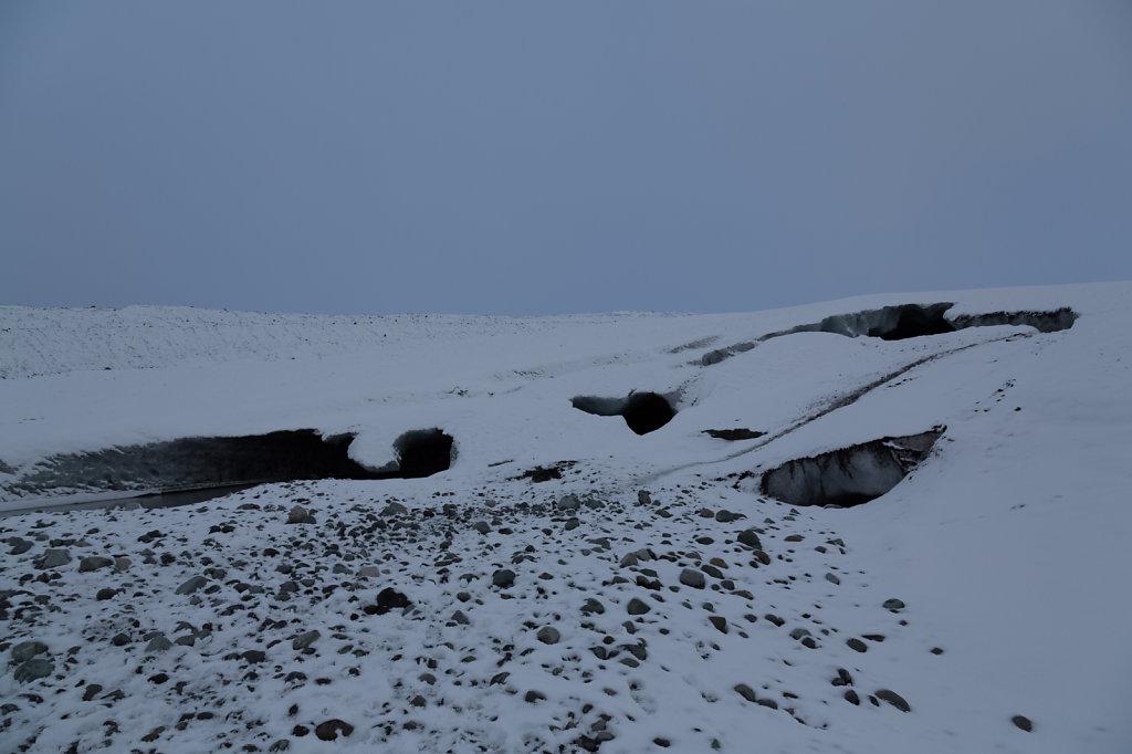 Eingang zur Eishöhle
