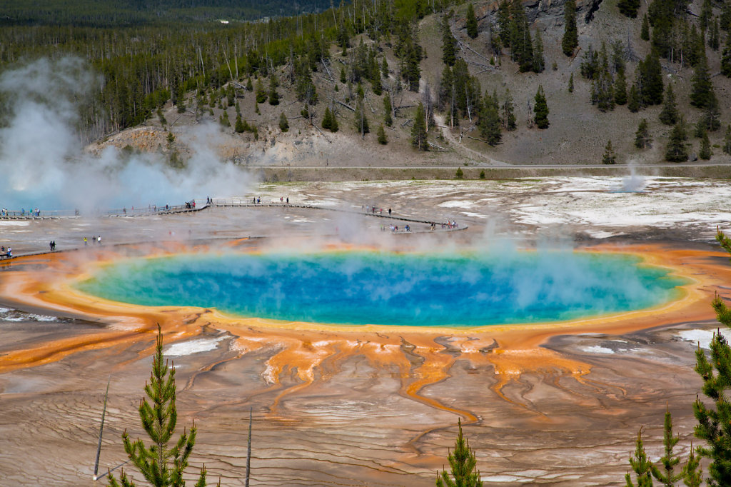 Grand Prismatic - Yosemite National Park