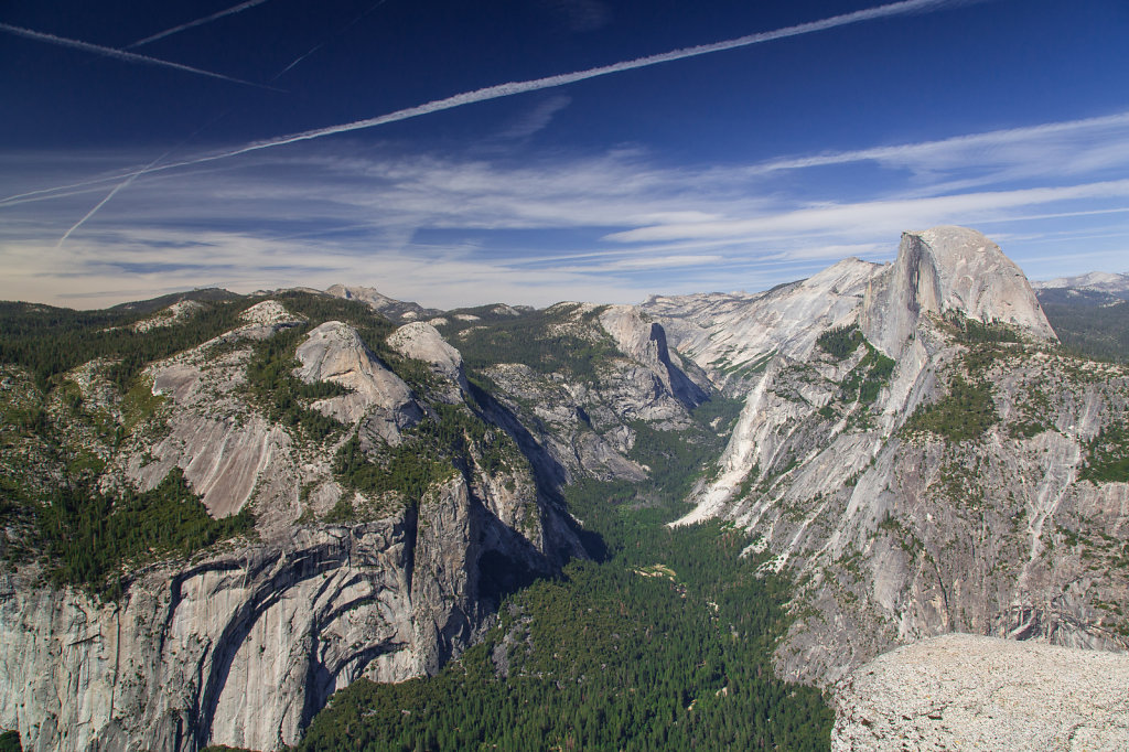 Glacier Point - Yosemite National Park