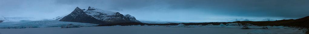 Fjallsarlon Panorama